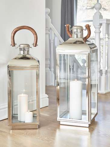 Elite Stainless Steel Lanterns