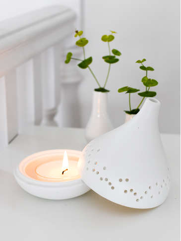 Teardrop Tealight Holder