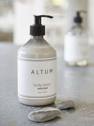 Altum Body Lotion - Marsh Herbs