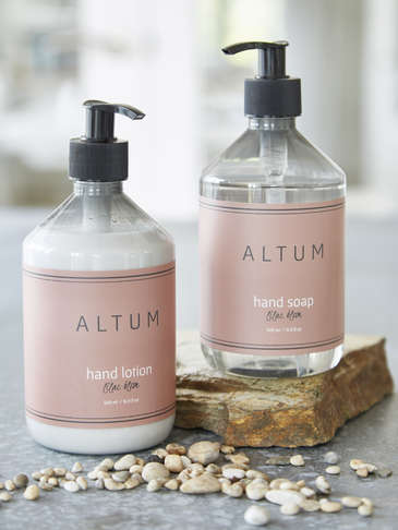 Hand Soap & Lotion - Lilac Bloom