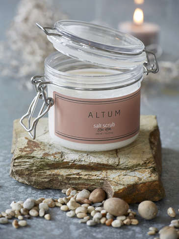 Altum Salt Scrub - Lilac Bloom
