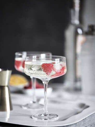 Tillie Champagne Coupes