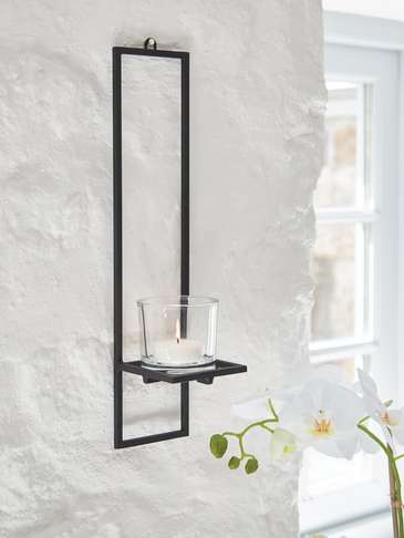 Wall Mounted Tealight Holder