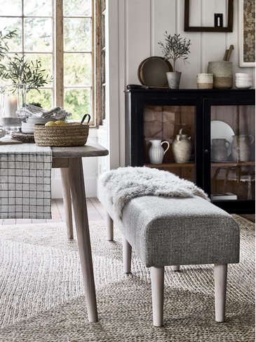 Sundby Long Bench - Earth Collection