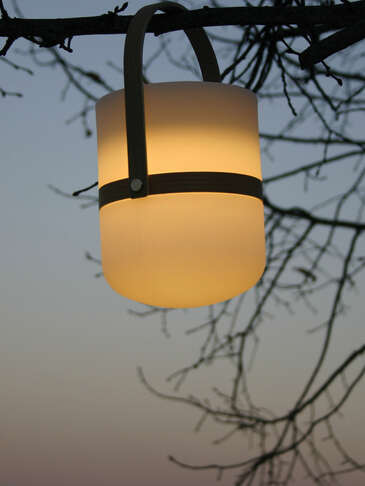 Outdoor Rechargable LED Lamp