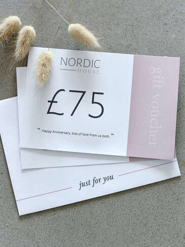 Nordic House Gift Vouchers>